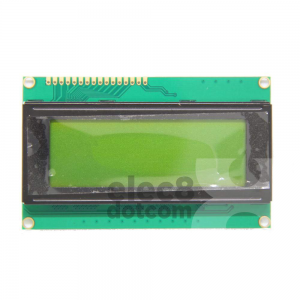 2004 LCD (LimeScreen) 5VDC 20x4 LCD with backlight price 220 baht