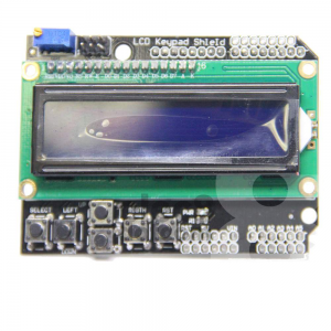LCD Keypad Shield for Arduino price 171 baht