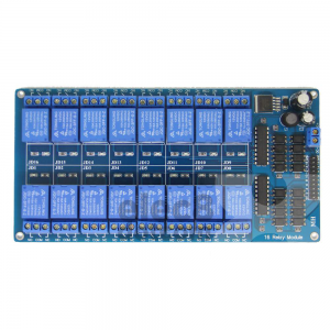 Relay 16 Channel 12V (Opto-Isolated) for Arduino PIC AVR MCU DSP ARM price 650 baht
