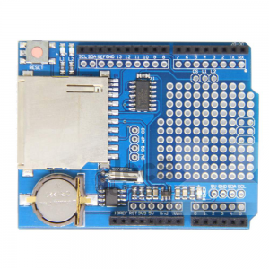 Data Logger Shield with Real Time Clock module price 190 baht