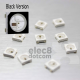 WS2812B 5050 RGB LED (Black PCB Chip) 1 pcs