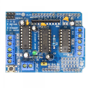 Motor Drive Shield L293D for Arduino price 95 baht