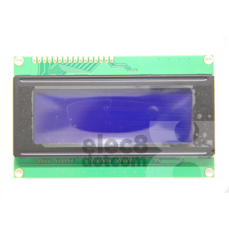 2004 LCD (BlueScreen) 5VDC w/Backlight