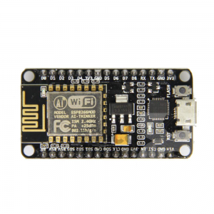 NodeMcu Lua WIFI IoT development board based ESP8266 CP2102 price 280 baht