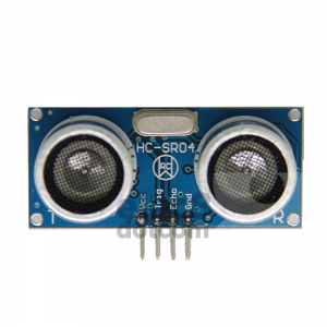 Ultrasonic Module HC-SR04 Distance Measuring Transducer Sensor price 65 baht